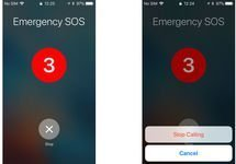 Small content how to use sos mode on iphone call