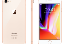 Small content iphone 8 gold 3