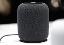 Small content apple homepod