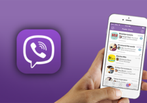 Small content viber for iphone 2