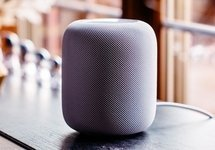 Small content homepod