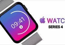 Small content apple watch 4 1