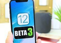 Small content ios 12 beta 3